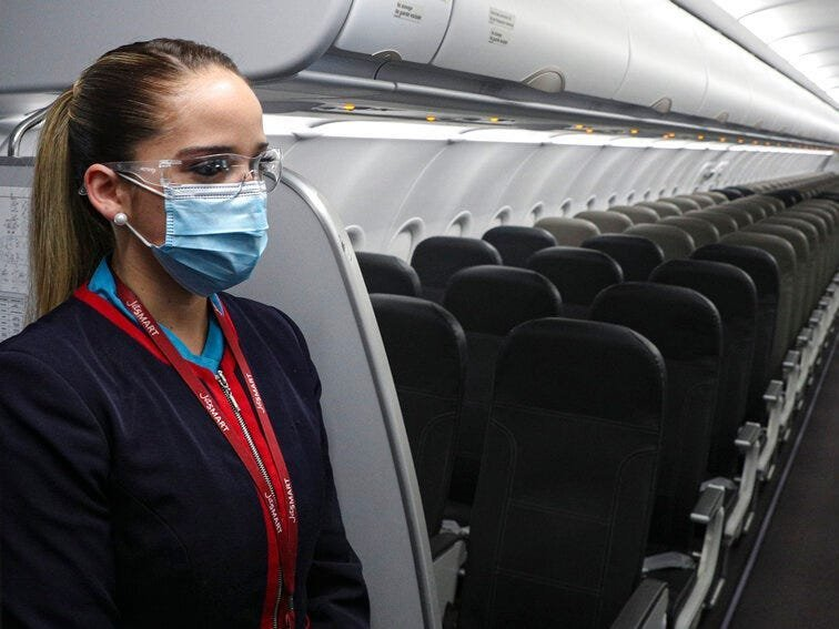 Some flight attendants say the pandemic has made passengers less patient and more likely to get aggressive with them