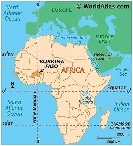 The Humanitarian Crisis In Burkina Faso
