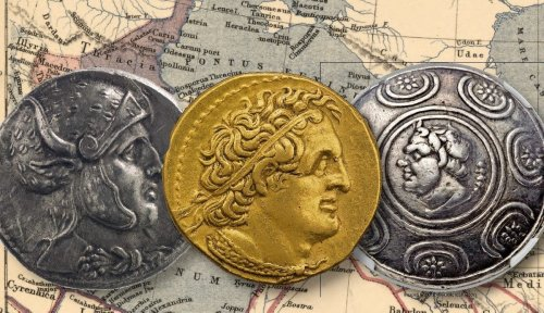 Alexander the Great's New World