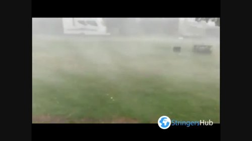 Netherlands: Tornado-like winds lash Utrecht during storm