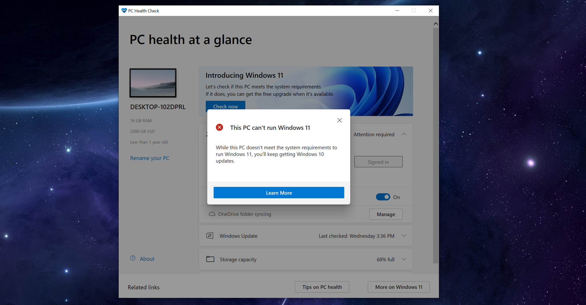 Windows 11 Will Be a Free Upgrade, But the System Requirements Are Going Up