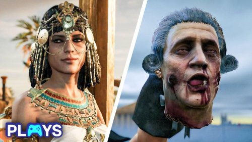 10 Best Historical Figures in Assassin's Creed Games