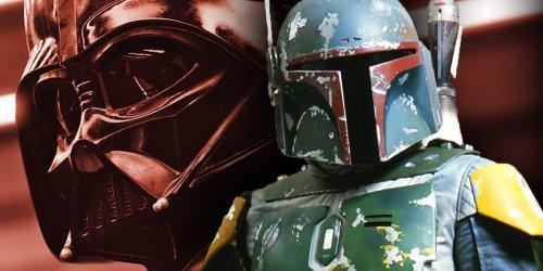 Star Wars: Boba Fett Stole Darth Vader's Signature Look