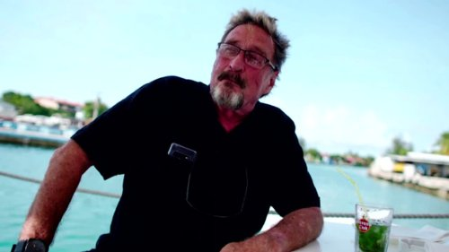 John McAfee dies by suicide in Spanish prison