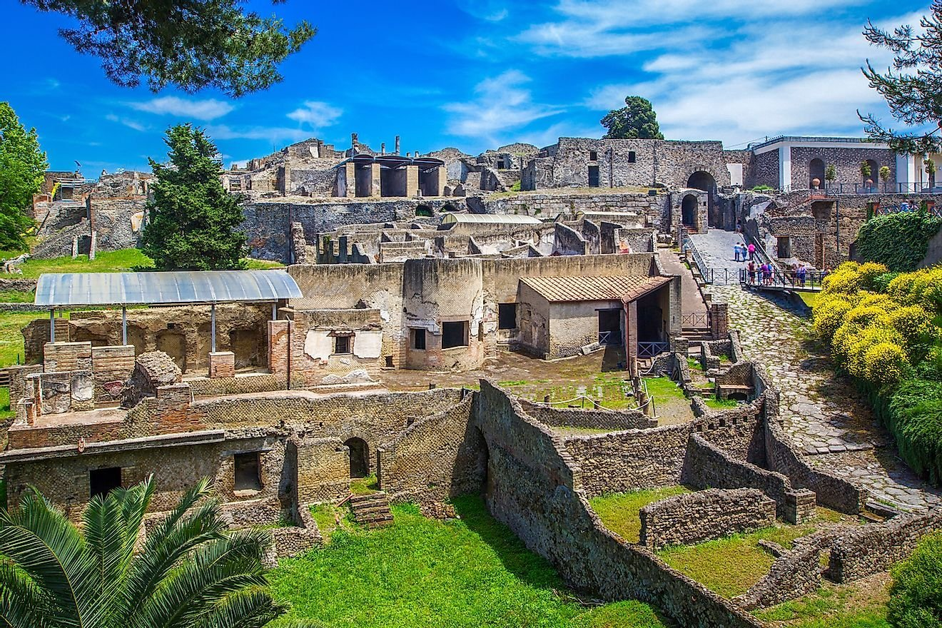 Ancient Cities That Were Lost in Time