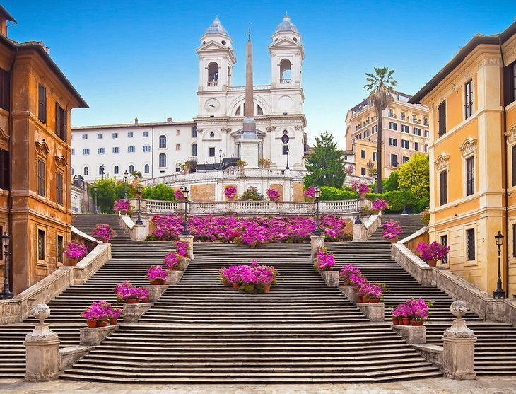Beautiful Places Not to Miss in Rome