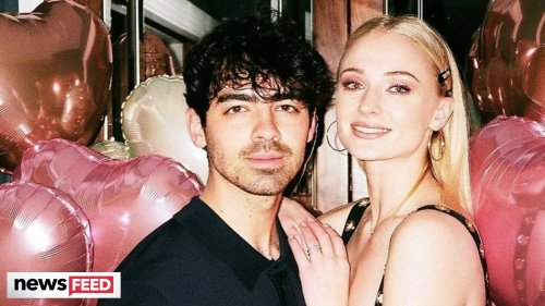 Joe Jonas Gushes About Daughter For The FIRST TIME!