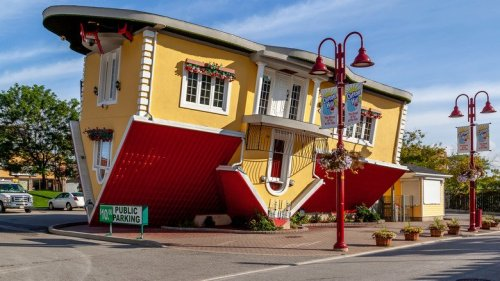Celebrity Homes That Are Super Weird
