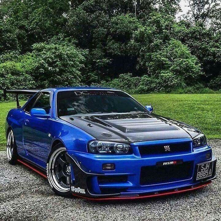 Here's Why The Nissan Skyline GT-R Is Illegal In America