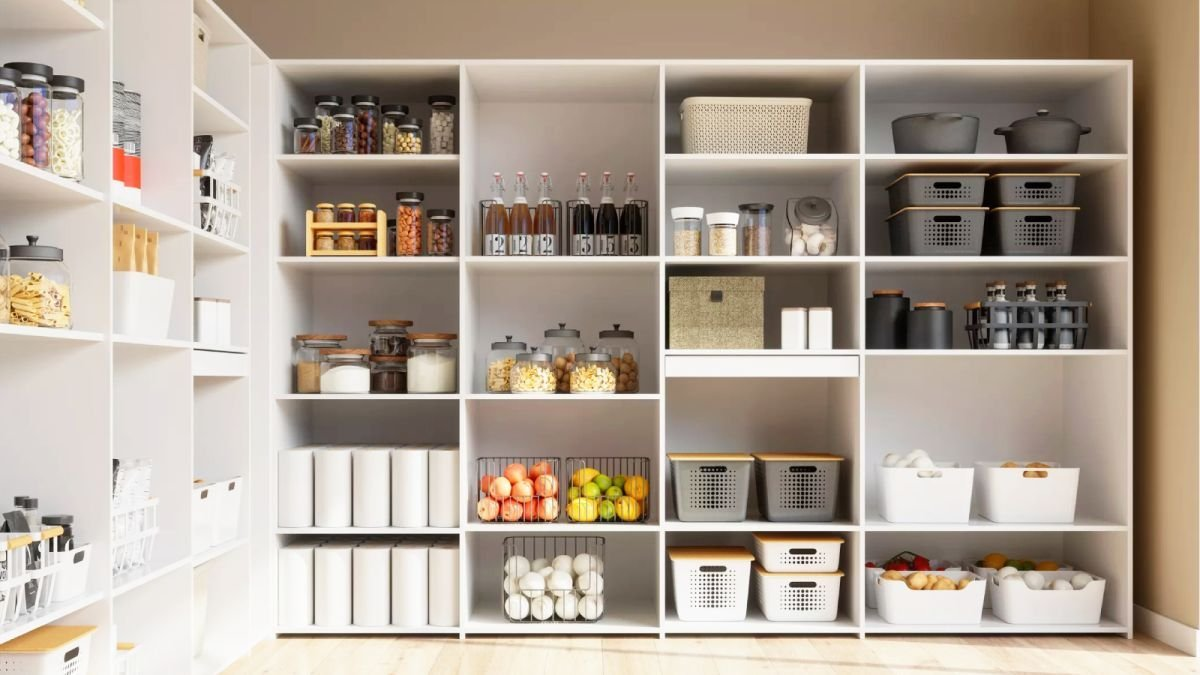 Organization tips to make your home pretty and practical