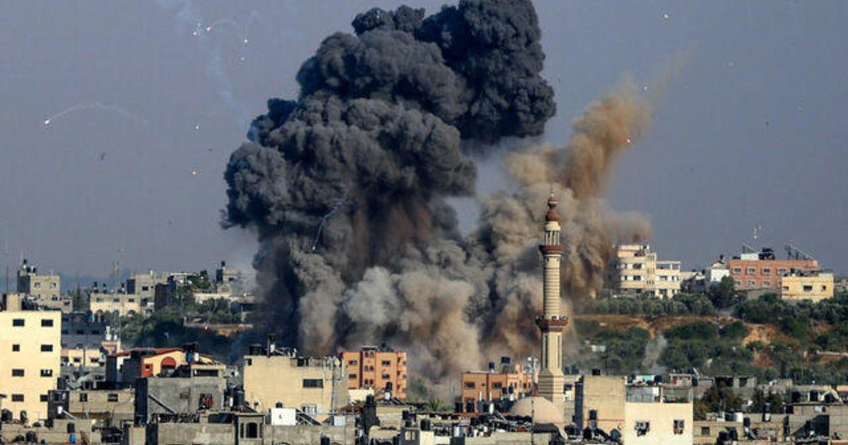 What led up to the current violence in Israel and Gaza?