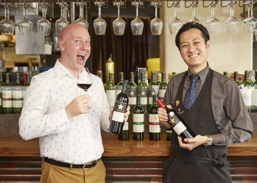 Wine & Dine in Japan