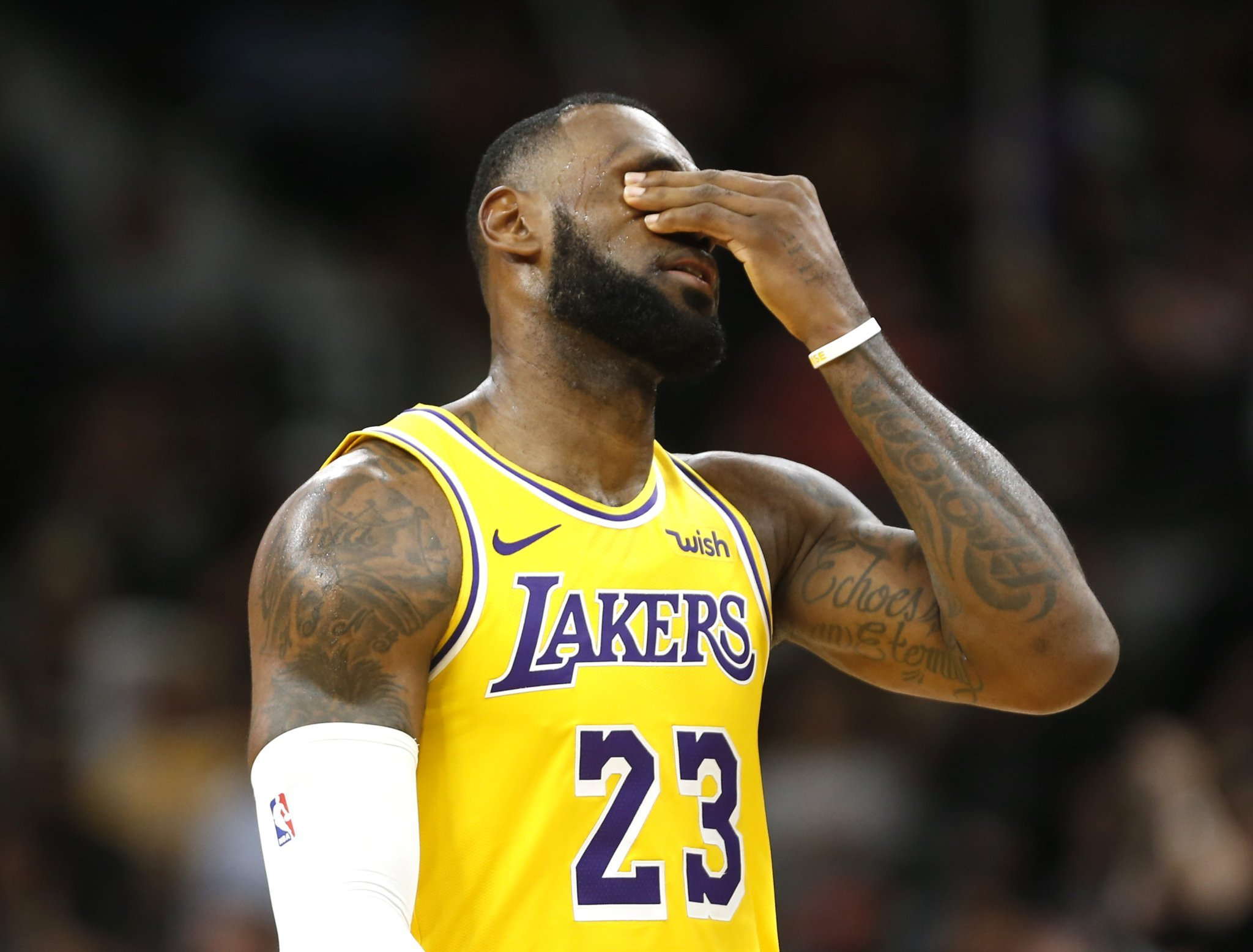 Map shows LeBron James is the most hated NBA player in many U.S. states