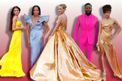 #Oscars red carpet 2021: See this year's celebrity fashion