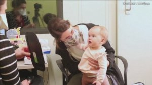 This Baby Hearing Mother's Voice for the First Time Will Melt Your Hearts!