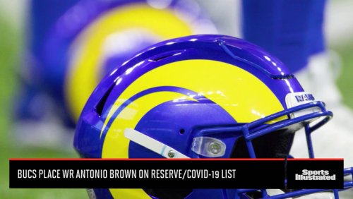 Bucs Place Wide Receiver on Covid Reserved