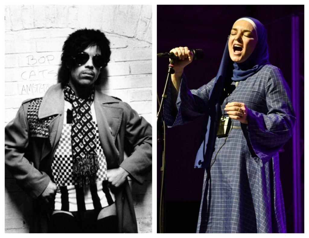 Sinead O'Connor details Prince abuse