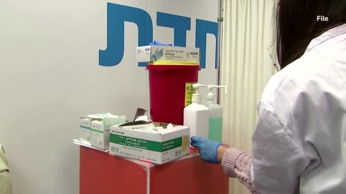 Pfizer less effective in S African variant: Israel