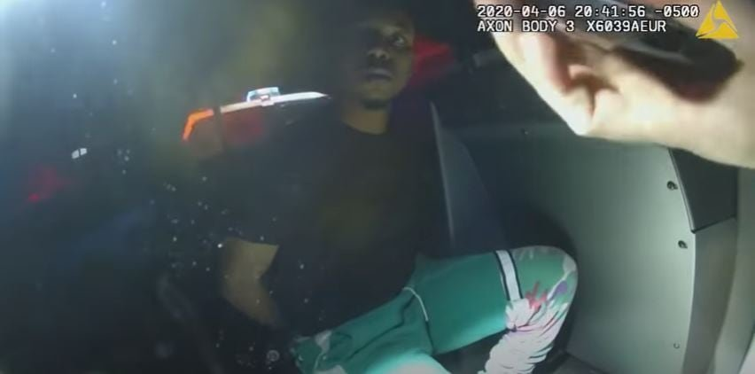 Father sues after cops desecrate daughter's ashes in heartbreaking bodycam video