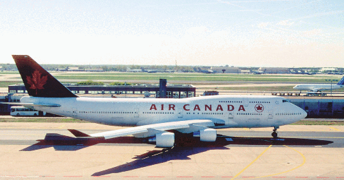 Air Canada Plans To Resume Flights To Vacation Destinations As Early As May