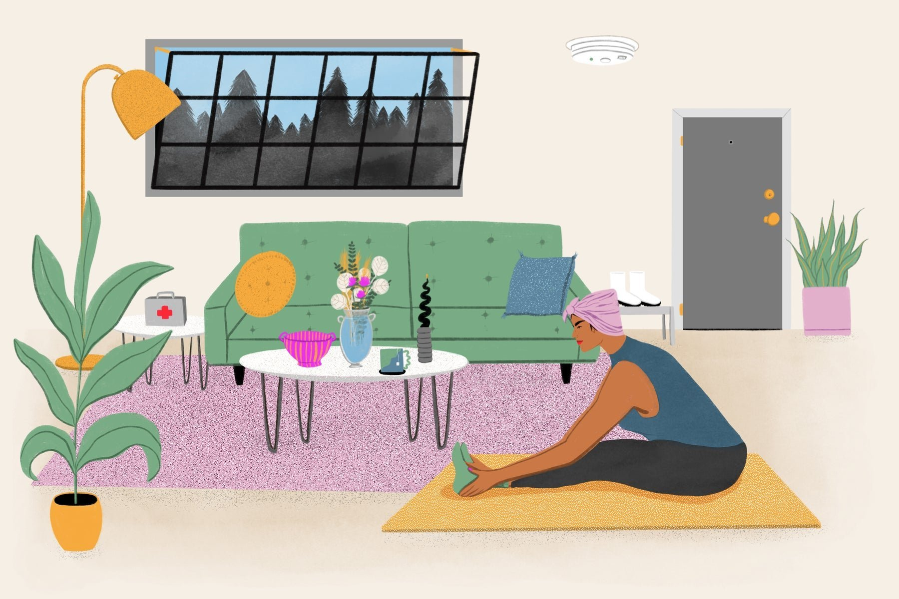 Everything You Need to Live Happier and Healthier at Home