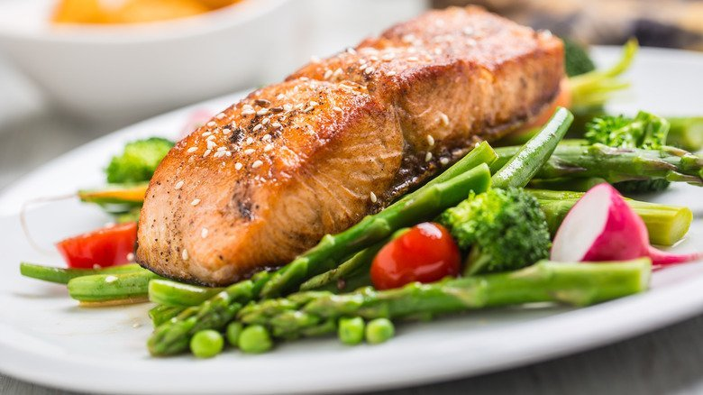 When You Eat Salmon Every Day, This Is What Happens To You