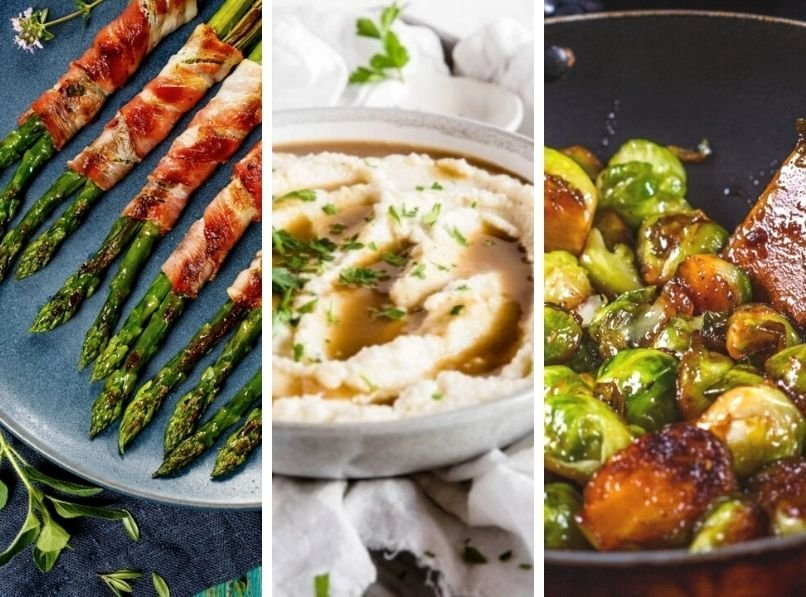 Low Carb Easter Sides to Serve