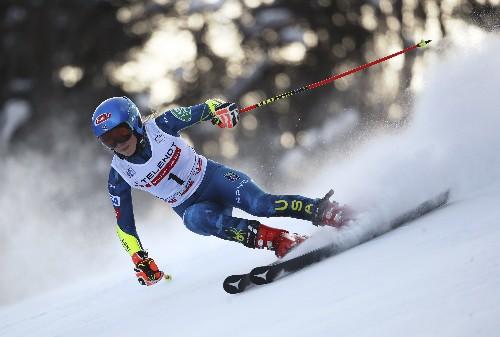 Italian skier Bassino gets 2nd straight GS win, Shiffrin 6th