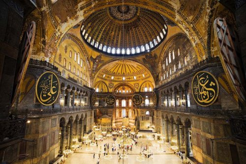 The Hagia Sophia: One of the World's Most Beautiful and Controversial Holy Sites