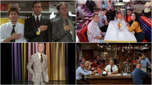 The best TV comedies on Peacock & More