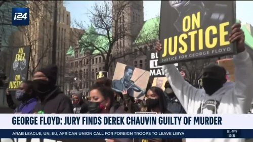 George Floyd: Jury Finds Derek Chauvin Guilty of Murder