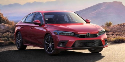 2022 Honda Civic Sedan Revealed in Production Form