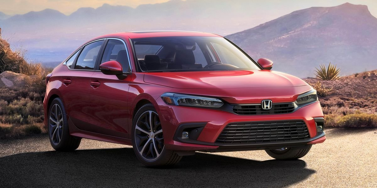 New Honda Civic Sedan Features a Cleaner Look, Carryover Engines