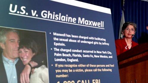 Judge denies Ghislaine Maxwell bid to dismiss charges