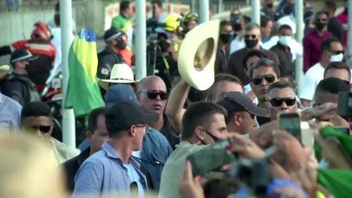 Brazilians must 'face up' to COVID: Jair Bolsonaro