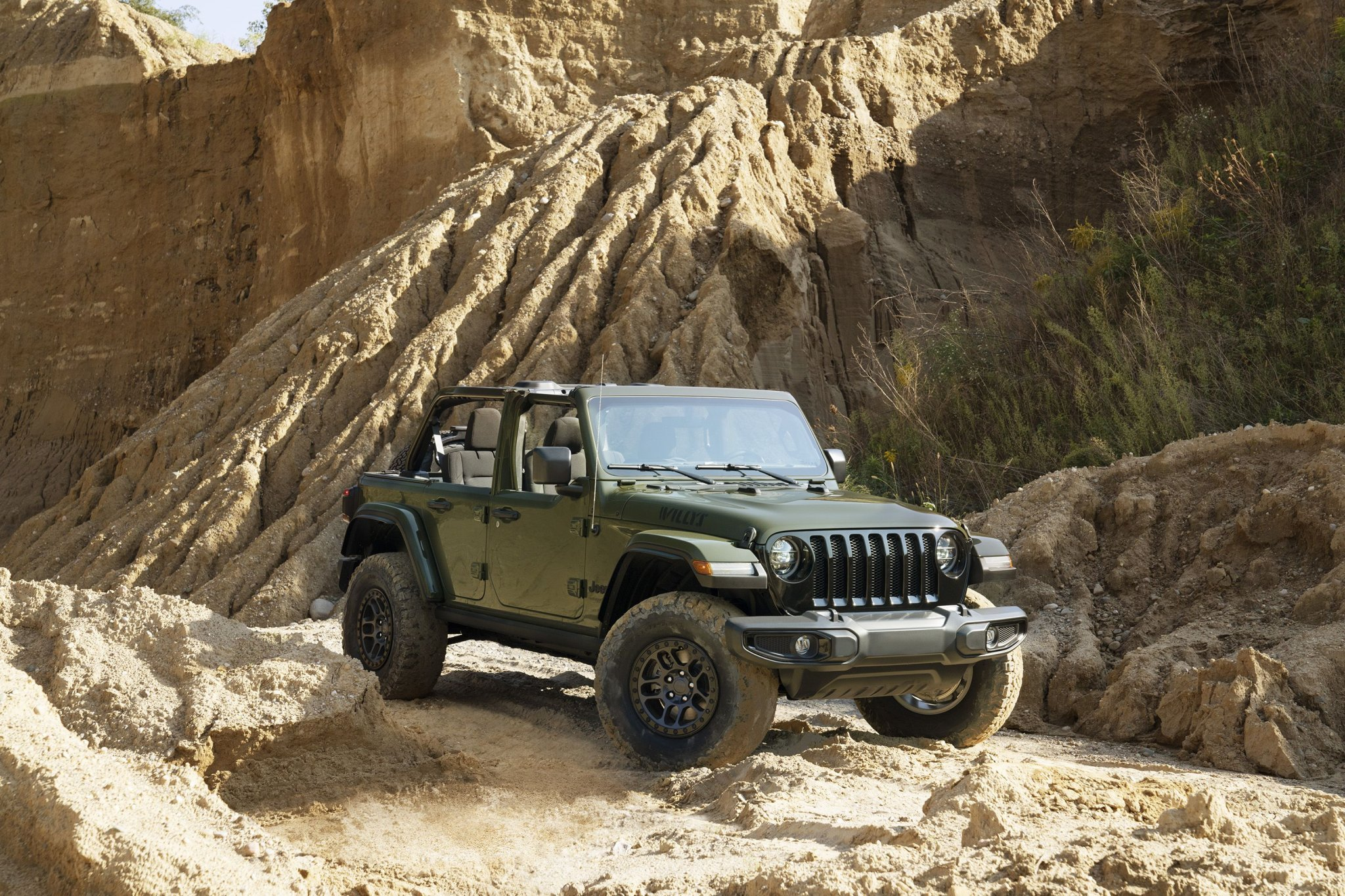 Jeep Has a New Off-Road Wrangler That's Both Badass and Affordable