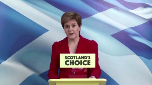 Independence vote 'the will of the country' -Sturgeon