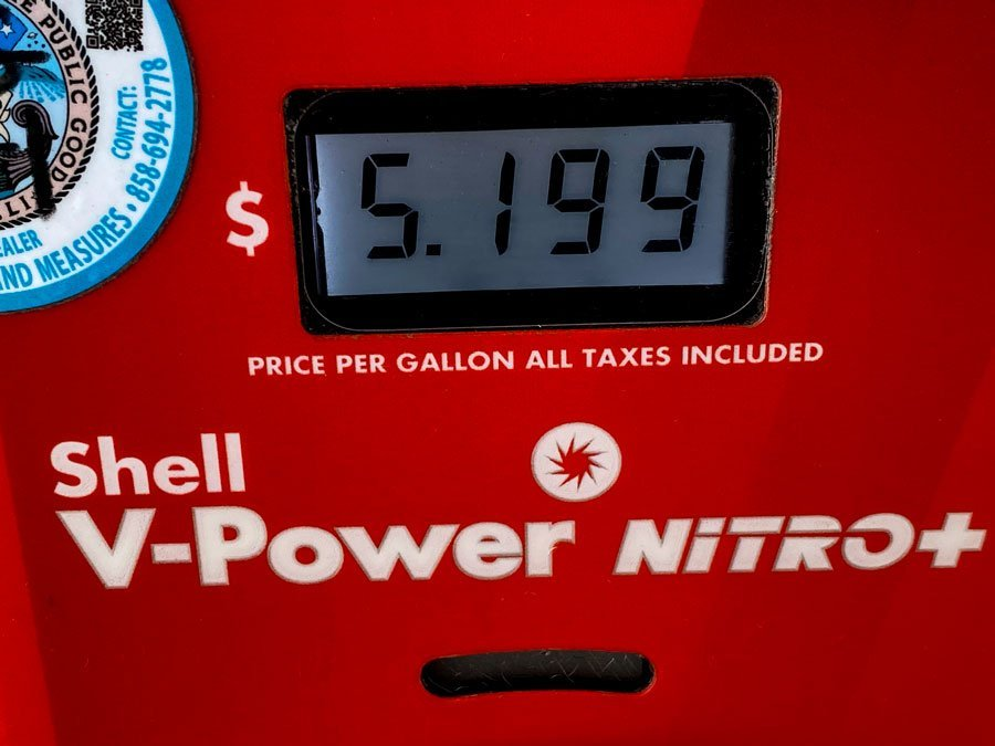 L.A. Gas Prices Soar to Over $5 after Cyberattack on Colonial Pipeline