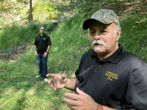 Affidavit: FBI feared Pennsylvania would seize fabled gold