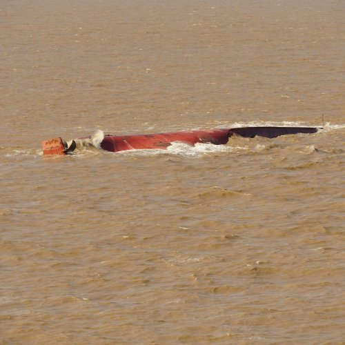 Listen: 4 Dead After Smuggling Vessel Overturns