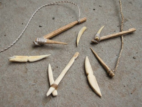 These stone-age survival skills still work today