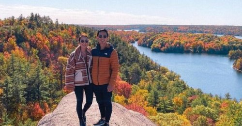 A 3-Hour Road Trip From Montreal Is Worth It For The Fall Views You See