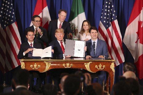 US files first trade complaint with Mexico under USMCA