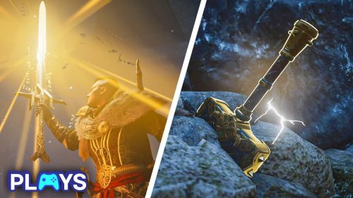 10 Coolest Weapons In Assassin's Creed Valhalla