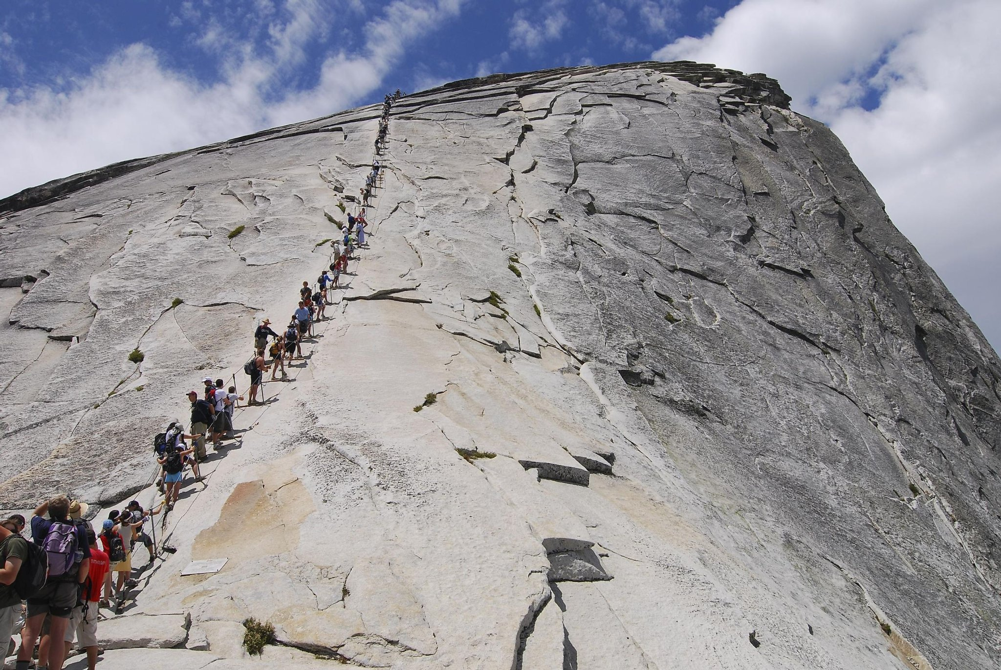 The Most Difficult Hiking Trails in California