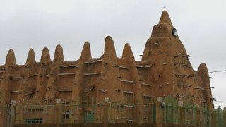 Ivory Coast imam defends protection of historic mosques