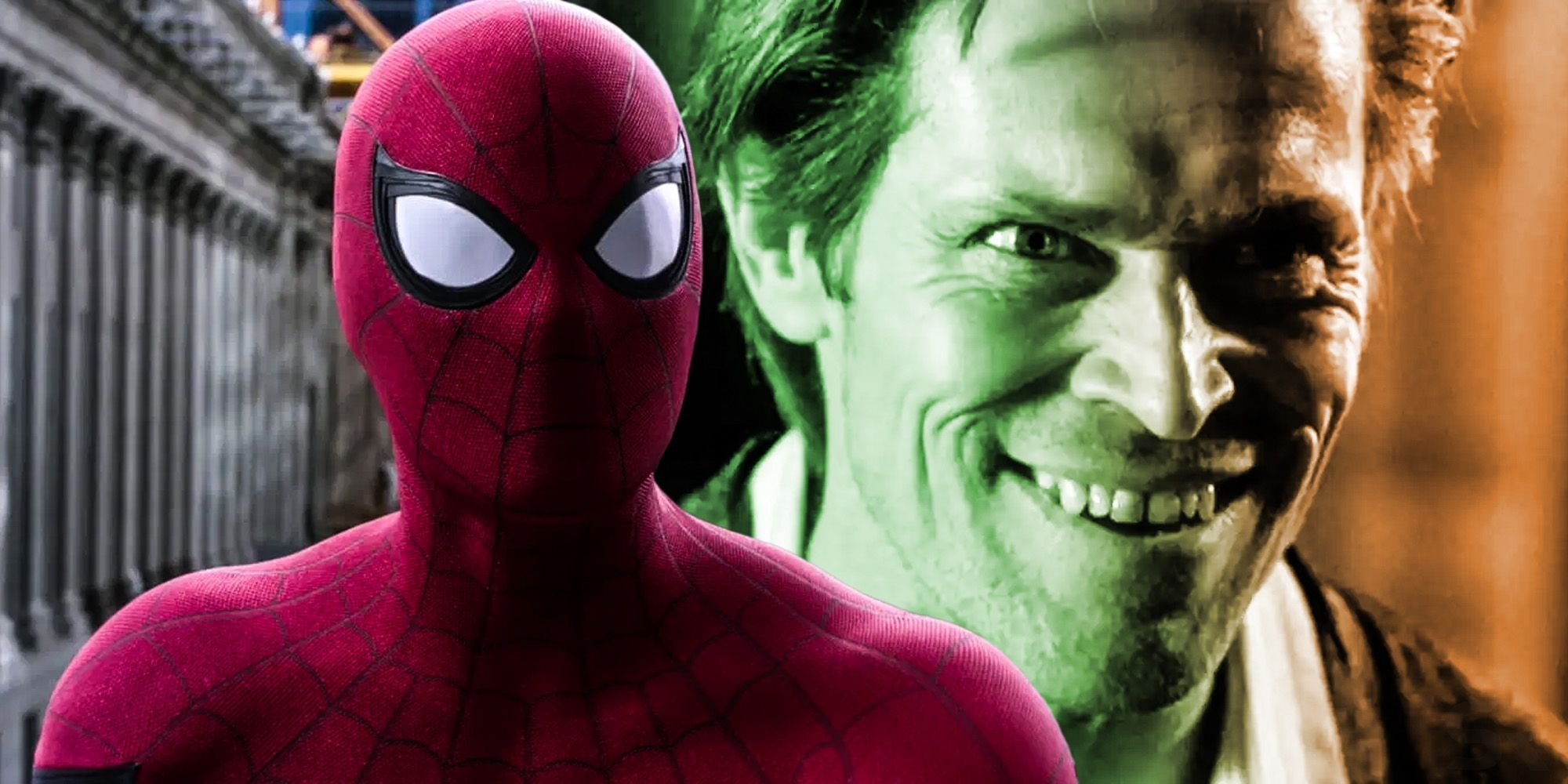 Willem Dafoe's Green Goblin Rumored To Be Spider-Man 3's Main Villain