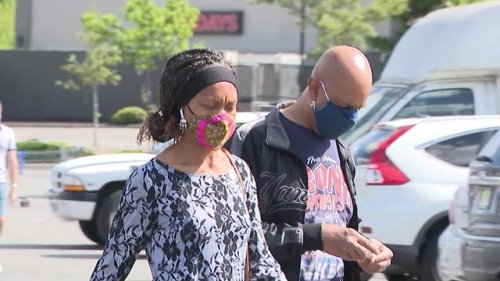 Many New Jersey residents still not comfortable going maskless in the pandemic