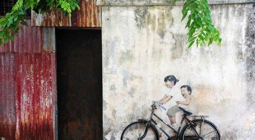 The Best Cities for Street Art