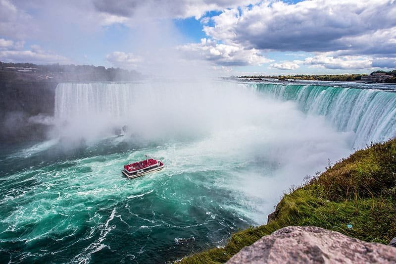 THE MOST SPECTACULAR WATERFALLS IN THE WORLD